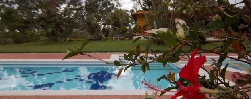 Piscina.  Fuente: Finca Hotel Veracruz Fanpage Facebook